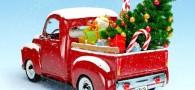 Sretan Božić i Nova 2015. godina na cestama i izvan njih! ...by Teretna-vozila.com