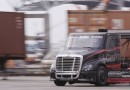 GYMKHANA ala Mike Ryan ft. Freightliner CASCADIA...ovako se to radi diljem Long Beacha