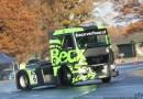 GYMKANA Race Truck a na stazi MAN TGS 18.1100