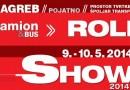 NAJAVA: KAMION&BUS Roll Show 2014, Pojatno (ZG), 09-10.05.2014.