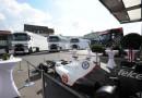 SAUBER F1 TEAM putuje s 4 nova Renault Trucks T modela kamiona