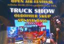 POZIVNICA: Open Air Festival Lokve - TRUCK SHOW 2014